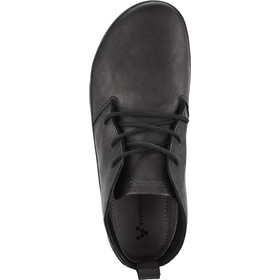 Vivobarefoot Gobi II Botas de piel Hombre, black-hide